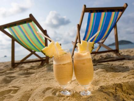 אכילה בריאה בחופשה