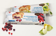 עוגות בטעם תפוחים ופירות יער: ללא סוכר