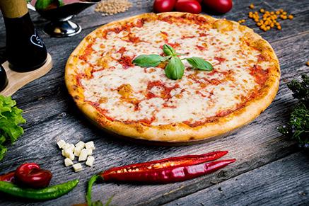 אין כמו פיצה שהרגע יצאה מהתנור