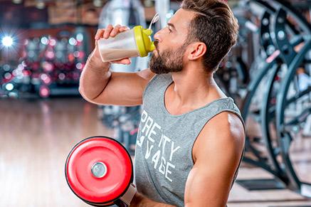 שייק חלבון: אופציה טובה לצריכת חלבון בתזונה צמחונית