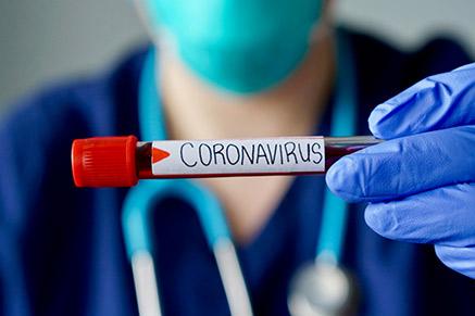 נגיף הקורונה - נקווה שיהיה חיסון בהקדם האפשרי. רק בריאות חברים!