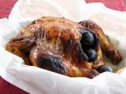 פרסי קלאסי: גונדי חומוס, עוף ממולא בלימון פרסי, אורז עם פול ושמיר ופוטטוס תפוחי אדמה