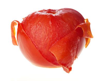 עגבניה מבושלת