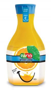 סחוט 100% מיץ תפוזים טבעי