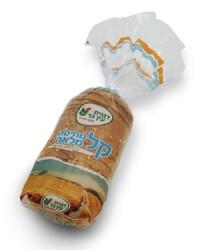 לחם קל מחיטה מלאה