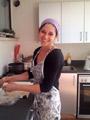 """ענבר דויטש - שפית טבחית - לימודי תעודה - """"בישולים"""""""