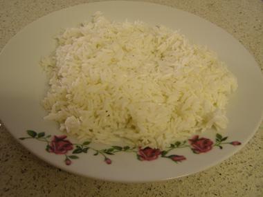אורז לבן פשוט