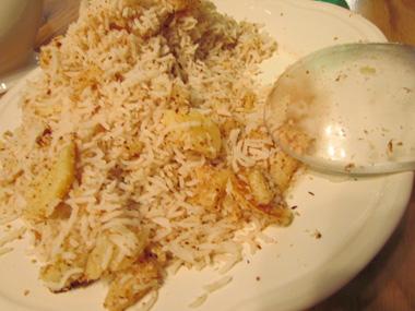 אורז בנוסח הקריביים