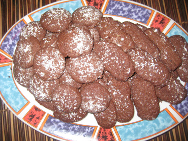 עוגיות שוקולד וינאיות