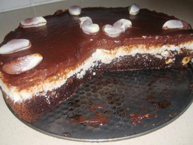 עוגת בראוניז