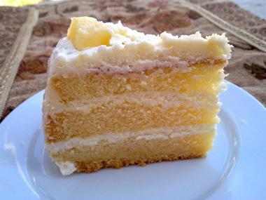 עוגת אננס ללא גלוטן