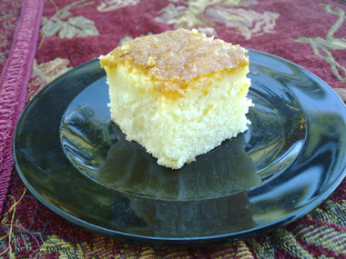 עוגת מיץ