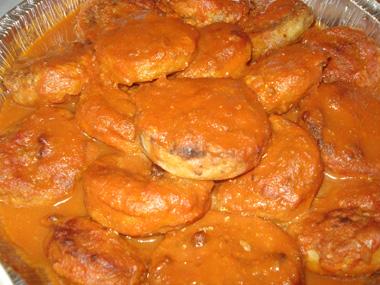 תפוחי אדמה ממולאים בבשר