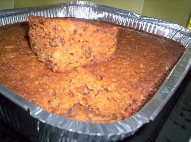 עוגת גזר נפלאה