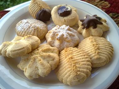 עוגיות פריכות ללא גלוטן