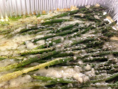 אספרגוס בתנור