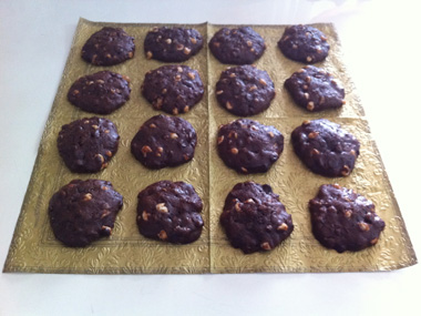 עוגיות שוקולד של שחיתות