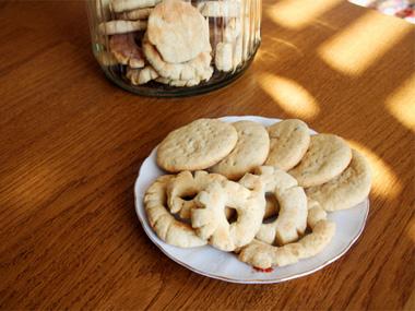 עוגיות לקפה