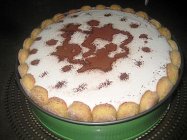 עוגת גבינה ללא אפיה