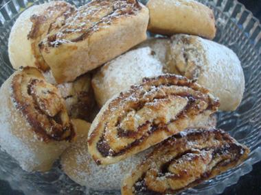 עוגיות ממרח תמרים