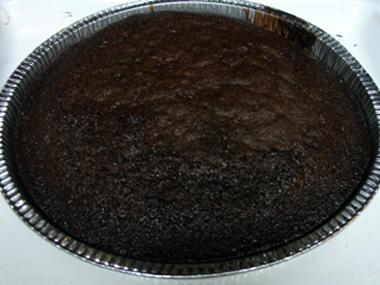 עוגת שוקולד פרווה קלה וטעימה