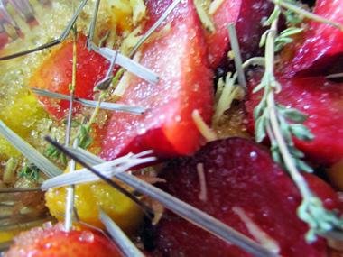 מרקחת פירות קיץ