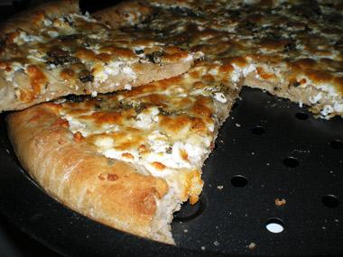 פיצה פסטו
