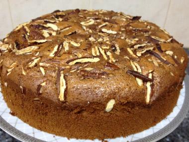 עוגת דבש גרוזינית