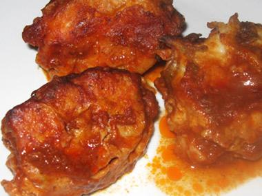תפוחי אדמה ממולאים בבשר טחון