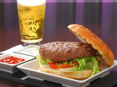 המבורגר אנטרקוט