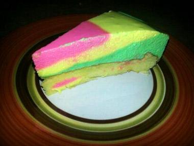 עוגת מטרה