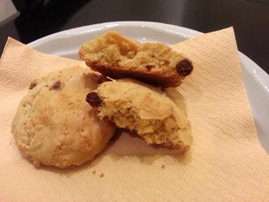 עוגיות שוקולד צ`יפס עם שוקולד לבן