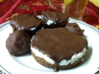 עוגיות שוקולד קוקוס ללא גלוטן