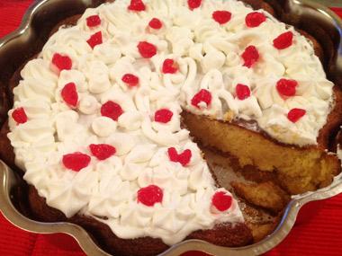 עוגת סברינה שונה ומיוחדת
