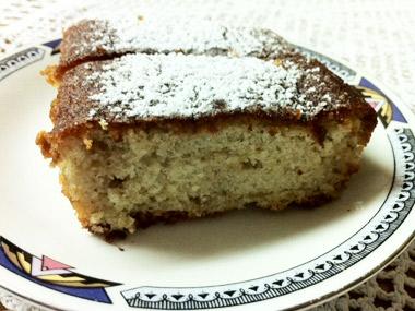עוגת מייפל ללא גלוטן