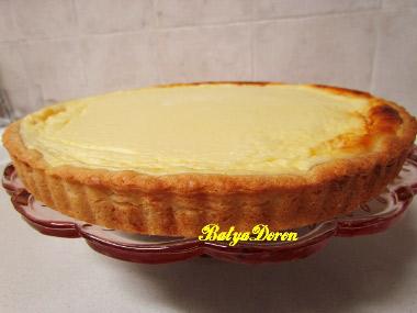 טארט גבינה
