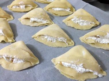 עוגיות מעטפה מהמטבח הגיאורגי