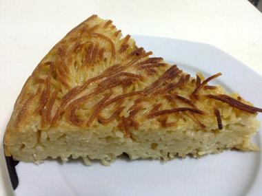 פשטידת פסטה מהמטבח הגיאורגי