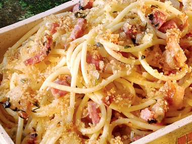 ספגטי של עגלונים