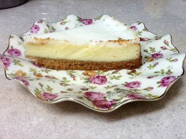עוגת גבינה שכבות