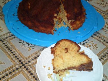 עוגת טורט דבש