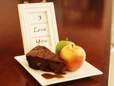 עוגת תפוחים כפרית לראש השנה