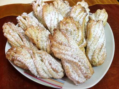 עוגיות קוקוס וניל