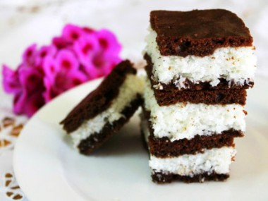 עוגת שוקולד וקוקוס ללא גלוטן