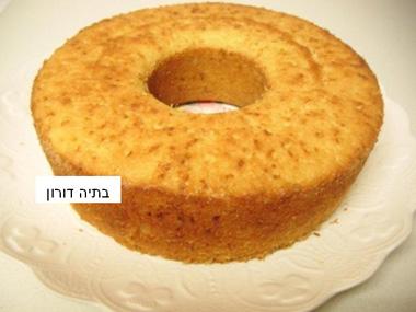 עוגת מיץ תפוזים