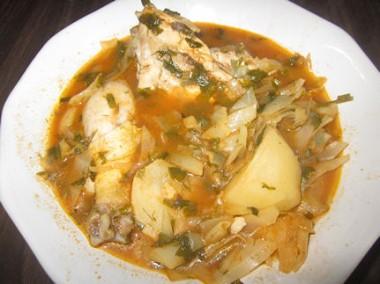 בורשט - מרק כרוב אדום