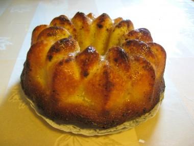 עוגת מייפל ואגוזי פקאן