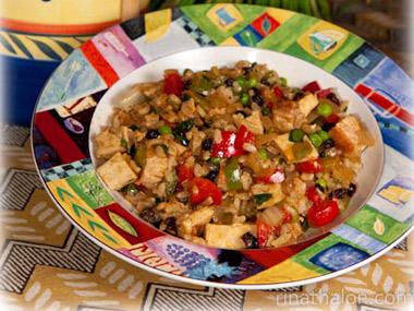 ביריאני - עוף עם אורז