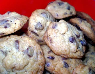 עוגיות שוקולד צ`יפס