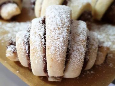 עוגיות מקרוטה